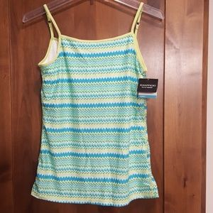 ExOfficio Give and Go camisole, NWT,  M